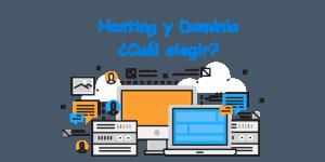 Hosting y dominio para WordPress. ¿Cuál elegir? Comparativa y recomendaciones