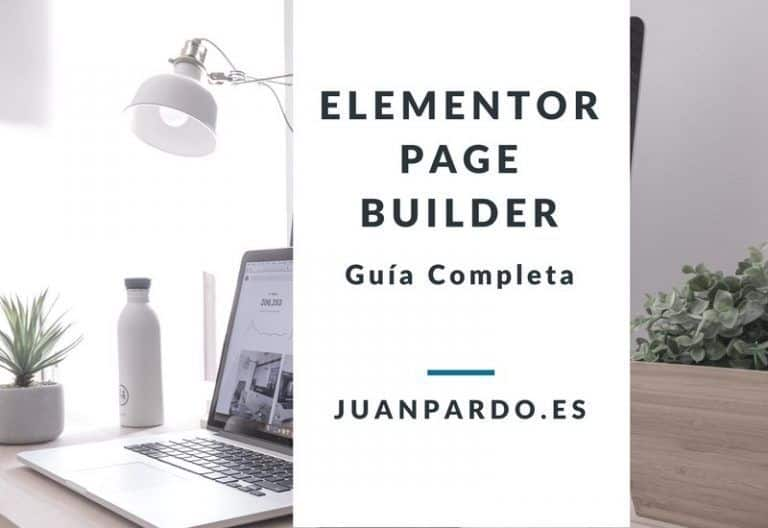 guia completa elementor page builder